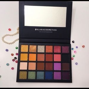 klara Makeup - Klara MARRAKECH 24 eyeshadow palette